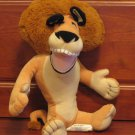 "Madagascar 3 Plush Alex Lion - 12"" - 2012 - EUC - Dreamworks Northwest Company"