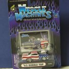 Muscle Machines '62 Bubbletop 1:64 Scale Die Cast Car - New on Card Funline 2000