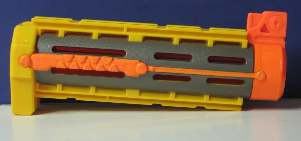 Nerf N-Strike Recon CS6 Soft Dart Gun Barrel Extension N-Strike