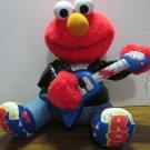 Sesame Street Rock and Roll Tickle Me Elmo Animatronic Electronic Singing Doll 1998 - Broken Hand