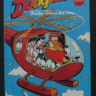 DuckTales Webby Saves the Day Hardcover Disney Story Book 1989 Vintage