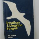 Jonathan Livingston Seagull Paperback Novel Richard Bach 5th Printing 1973 Vtg