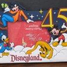 Disney Magnetic Photo Frame - Disneyland 45th Anniversary