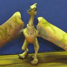"Jurassic Park 3 Noise Making Pterodactyl Action Figure 16"" Wingspan Hasbro 2001"
