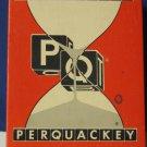 Perquackey Dice Word Anagram Game - Shreve Comapny - 1956 Vintage