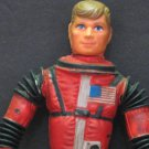 "Major Matt Mason Sgt. Storm Rubber Bendy 6"" Action Figure - 1966 Vintage - Mattel"