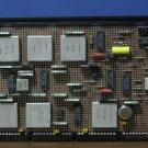 IBM 3274 Cluster Terminal Controller Card M - File Adapter - 1970s Vintage