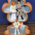 Star Wars Action Fleet Micro Machines Admiral Ackbar Figure / Head Diorama Scene - 1996 Vintage
