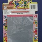 Disney Magic Slate Mickey and Minnie Mouse Self Erase Scribble Pad Golden Books 1980s Vintage