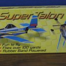 Sky Ryders Super Talon Balsa Wood Flying Glider Plane AGI 1996 Vintage