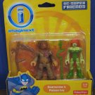 Fisher Price Imaginext Batman - Scarecrow / Poison Ivy Action Figure 2 Pack - New