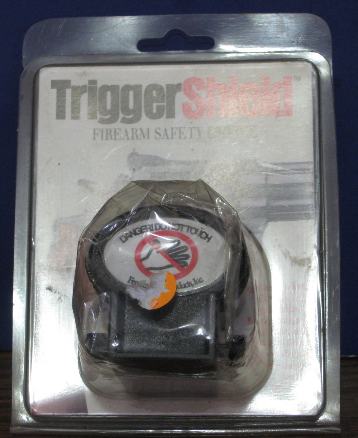 Trigger Shield Firearm Safety Device - Trigger Cover - New - TriggerShield