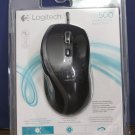 Logitech M500 Corded Laser Mouse - USB - New in Package