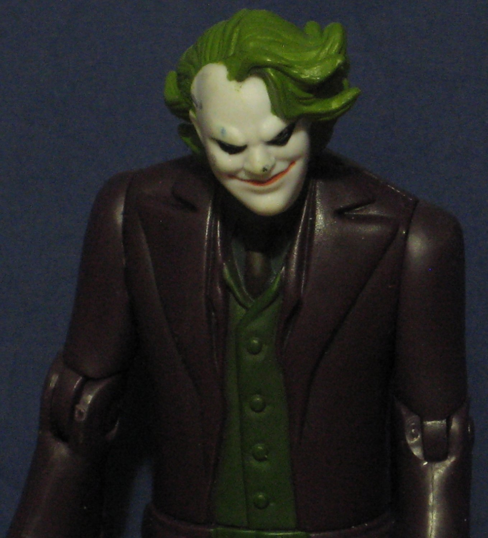 "DC Comics Batman Dark Knight Joker 5"" Action Figure - Purple Suit"