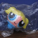 Power Puff Girls Bubbles Whizzer Type Spinner Top - Kellogg Cereal Premium 2003 Kelloggs
