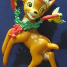 Disney Bambi and Birds Christmas Ornament - Grolier Collection