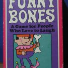 Funny Bones Party Card Game - 1968 Vintage - Parker Brothers