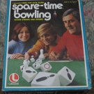 Spare Time Bowling Dice Game - Lakeside - 1977 Vintage