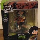 Lord of the Rings Frodo Baggins Mini Epics Collector Figure - New - Weta Workshop