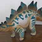 "Geoworld Toys Stegosaurus Action Figure - 15"" Plastic Articulated Dinosaur"