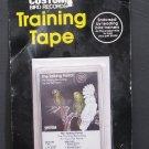 Custom Bird Records Talking Parrot Pet Training Cassette Tape - New - 1984 Vintage