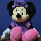 "Disney Plush Minnie Mouse in Purple Dress 10"" - Just Play LLC"