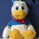 "Disney World Donald Duck Bean Bag Plush 9"""