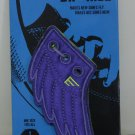 Shwings Decorative Cloth Lace On Shoe Mercury Winged Messenger Wings - Purple