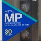 Sony P6-30MP Metal 8mm Video 8 Cassette Tape Cartridge - New 30 Minutes / 1 Hour