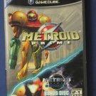 Nintendo Gamecube Metroid Prime Plus Echoes Bonus Disc