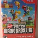 Nintendo Wii Super Mario Bros. - 2009 - Mario Brothers