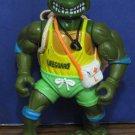 Teenage Mutant Ninja Turtles Leonardo Sewer Spittin Lifeguard Action Figure 1992