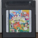 Nintendo Game Boy Color Game and Watch Gallery 3 Cartridge - 1999 Vintage