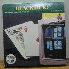 Personal Companion Software Blackjack PC Game 1992 Vintage 720K Floppy - MD-DOS