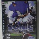 Sonic the Hedgehog Sony Playstation 3 - PS3 - Sega