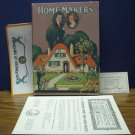 Home Makers of the World - Marriage Memories and Guide Book - 1923 Vintage