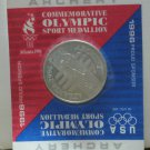 Atlanta Summer Olympics Archery Commemorative Olympic Sport Medallion 1996