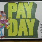 PayDay - The Money Management Board Game - Parker Brothers 1975 Vintage Pay Day