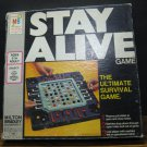 Stay Alive Marble Survival Game - Milton Bradley - 1971 Vintage