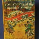 Tom Swift Jr. and His Triphibian Atomicar - #19 - Hard Cover Book - 1962 Vintage