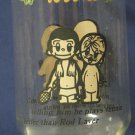 "Love Is Drinking Glass 1975 Vintage 5 1/4"" Tennis What He Wants"