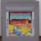 Nintendo Game Boy SolarStriker Arcade Style Shooter - Gameboy - 1990 Vintage