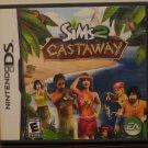 Nintendo DS Sims 2 Castaway - Electronic Arts - 2006