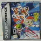 Nintendo Game Boy Advance Atomic Betty - CiB - Namco 2001