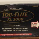 Top Flite XL-2000 Golf Ball Double 15 Pack with 3 Trial XL-3000 Each - 36 Balls Total