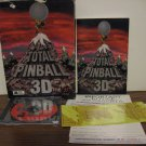 PC CD Total Pinball 3D Video Game - 21st Century Entertainment - 1996 Vintage