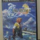 Sony Playstation 2 Final Fantasy X RPG - Black Label - 2002