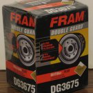 Fram Oil Filter Double Guard DG3675 - Ultra Premium