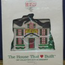 McDonalds House that Love Built Ronald McDonald House Ornament - 1997 Vintage