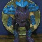 Teenage Mutant Ninja Turtles Mini Mutants Shredder 1990s Vintage